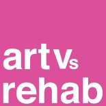 Arts vs Rehab logo