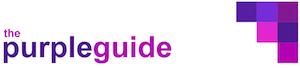 The purple Guide Logo