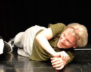 Donald Hutera, Lucy Guerin's Untrained workshop, Southbank Centre, London. Photo: Katie Toms