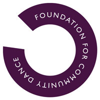 Foundation for Community Dance logo