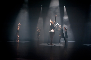 Fusional Fragments with Evelyn Glennie and MBC Dancers, Unlimited Commission. Photo: Irven Lewis