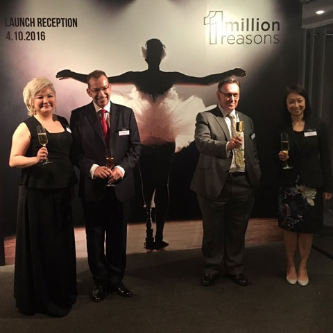 11 Million Reasons Asian Premier in Hong Kong courtesy of British Council 2016