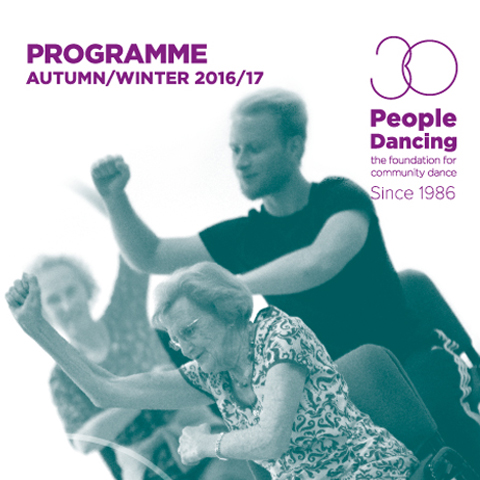 People Dancing Programme - Autumn/Winter 2016/17