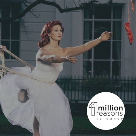 11 Million Reasons to Dance. The Red Shoes. Sean Goldthorpe
