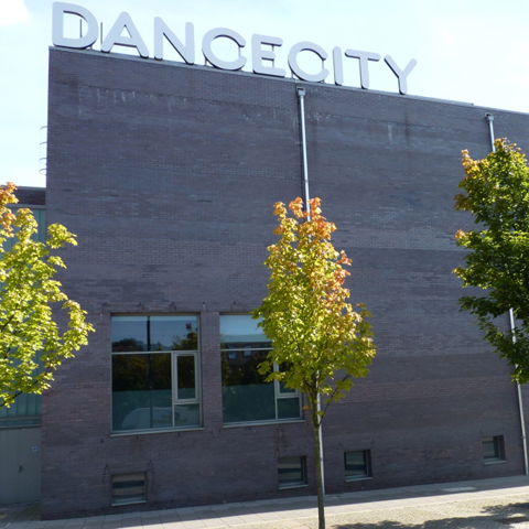 Dance City: Photo by Adam Widdrington