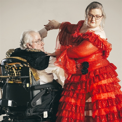 Inspired by Strictly Ballroom - Sean Goldthorpe, 11 Million Reasons to Dance, People Dancing
