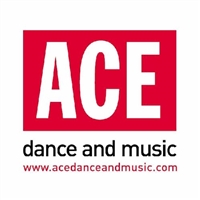 ACE dance and music logo