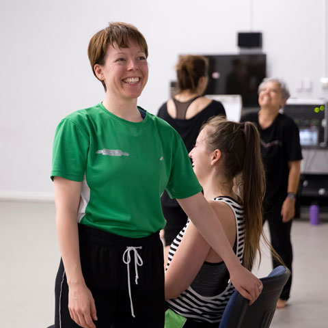 People Dancing Summer School 2019. Photo: Rachel Cherry