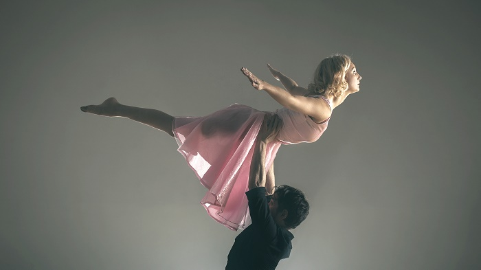 Dirty Dancing, photography by Sean Goldthorpe, 11 Million Reasons