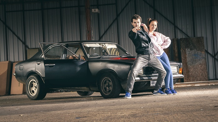Grease Lightening, photographed by Sean Goldthorpe, 11 Million Reasons to Dance