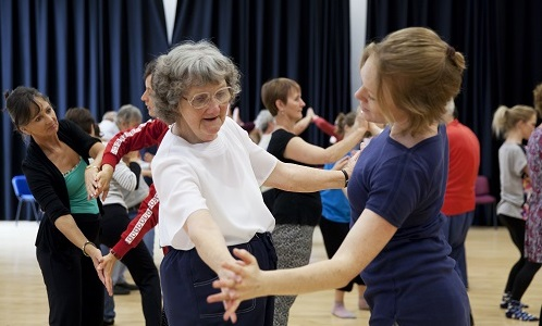 An Introduction to Dance for Parkinson's, Summer School 2016, photos by Rachel Cherry
